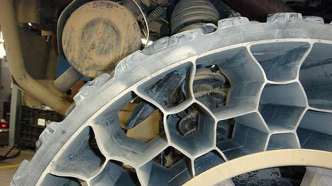 Airless: Los neumáticos del futuro | Taller Motrio Madrid
