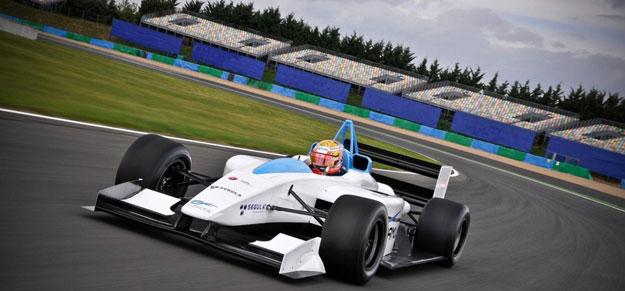 Fórmula E | Taller de chapa y pintura Auto Fren | Motrio Madrid