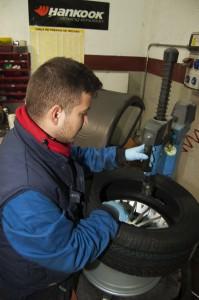 Revisión de Neumáticos | Taller Motrio Auto - Fren | Madrid