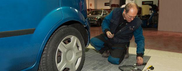 Taller de reparación de vehículos | Taller Motrio Madrid