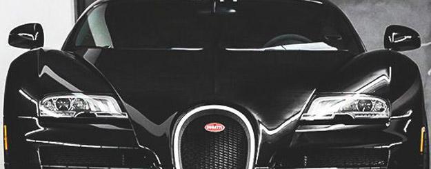 Bugatti-Veyron taller de mecánico en Vallecas