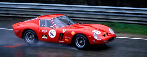 Ferrari 250 GTO joyas del motor taller de coches en vallecas