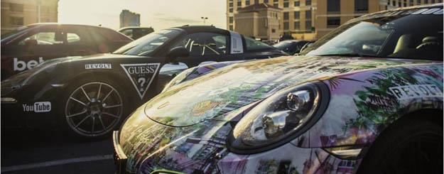 Gumball 3000, El rally mas exclusivo del mundo-taller mecánico en vallecas