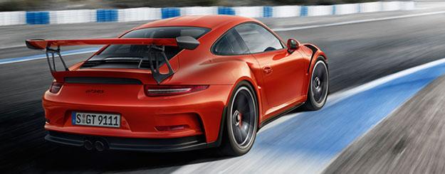 Salón de Frankfurt-Nuevo-911-GT3-RS- Taller de coches en Vallecas