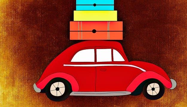 colocar-equipaje-en-el-coche